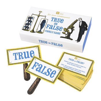 High Jinks True or False Game