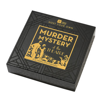 Murder Mystery Night Game