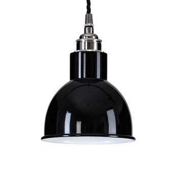 Churchill Pendant Ceiling Light - Black