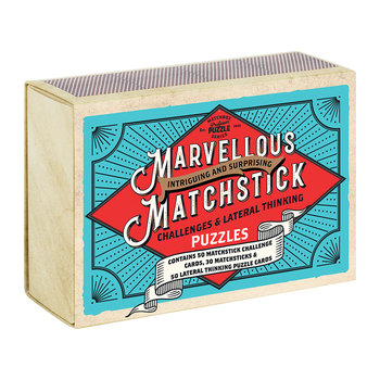 Marvelous Matchstick Challenges Game
