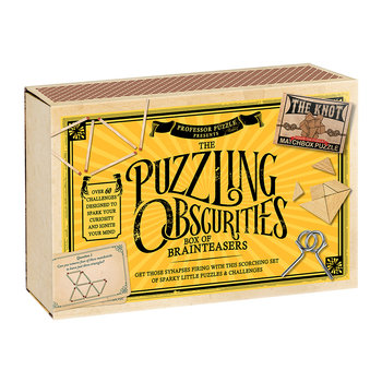 Puzzling Obscurities Game