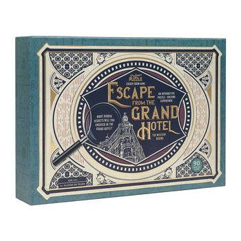 Spiel 'Escape from the Grand Hotel'