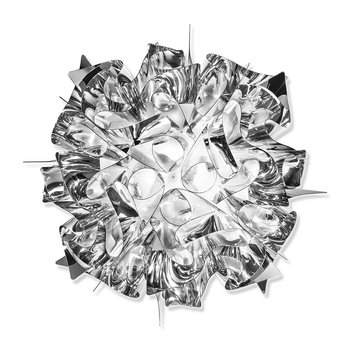 Veli Ceiling/Wall Lamp Mini - Silver