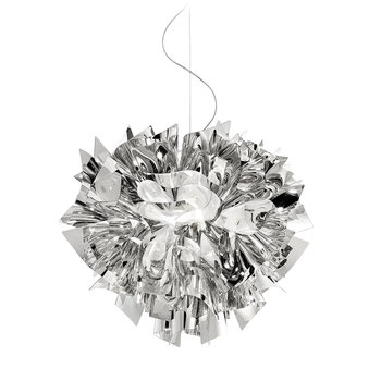 Veli Suspension Ceiling Light - Silver