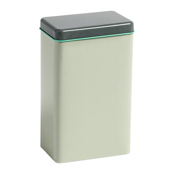 Bright Storage Tin by Sowden - Mint