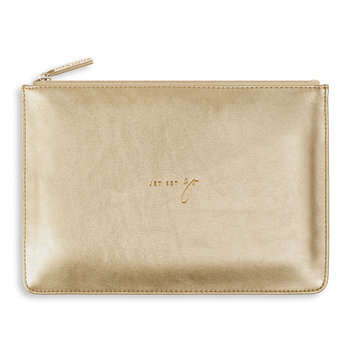 Perfect Pouch - Small - Jet Set Go