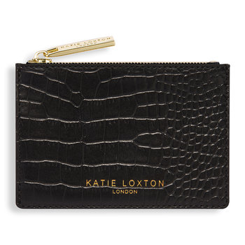 Celine Coin Purse - Croc