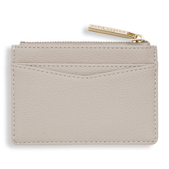 Alise Card Holder - Stone