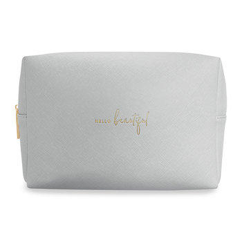 Large Wash Bag - Hello Beautiful