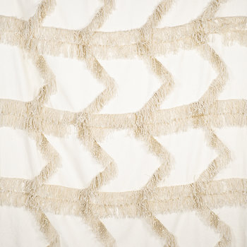 Bay Throw - Ivory