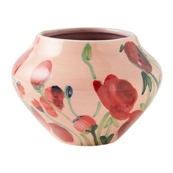 Lizzie Vase - Veiled Rose - Small