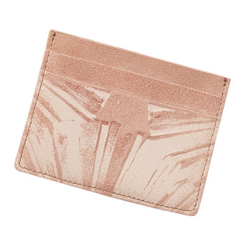 Penny Card Holder - Peach