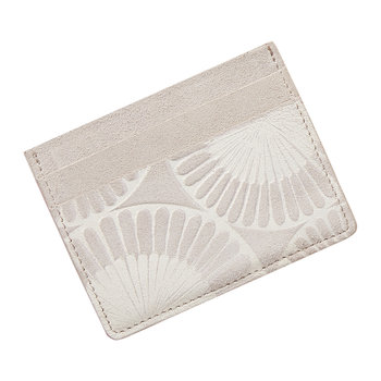 Penny Card Holder - Cream