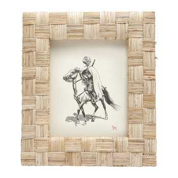 Grasse Woven Frame - Natural