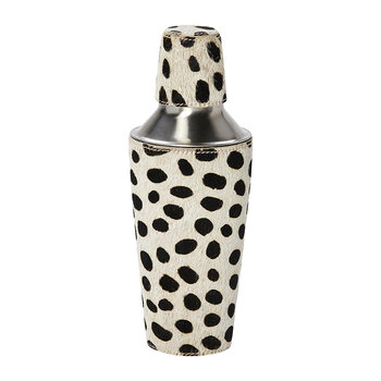 Bandar Hair-On Hide Cocktail Shaker