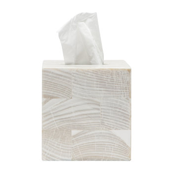 Palermo Tissue Box - Clamstone
