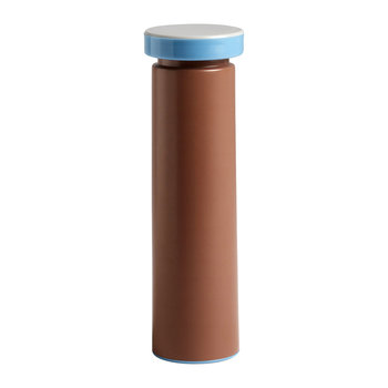 Salt and Pepper Mill - Medium - Terracotta