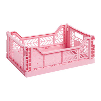 Storage Crate - Light Pink - M