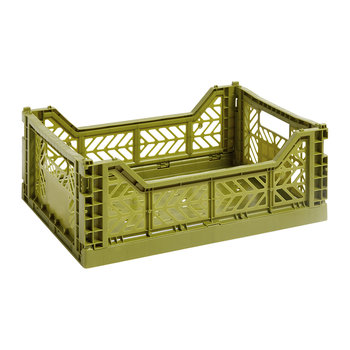 Storage Crate - Olive - M