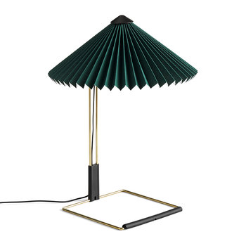 Matin Table Lamp - Green