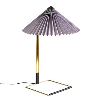 Matin Table Lamp - Lavender