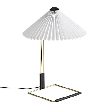 Matin Table Lamp - White