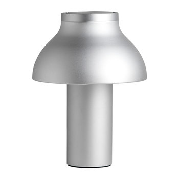 PC Table Lamp - Aluminium