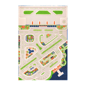Children's 3D Play Rug - Mini City