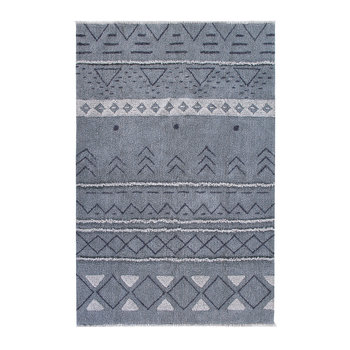 Woolable Lakota Washable Rug - 140x200cm - Night