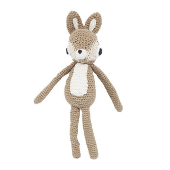 Crochet Animal Toy - Deer