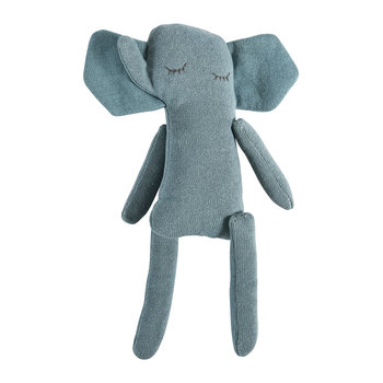 Knitted Soft Toy - Trusty
