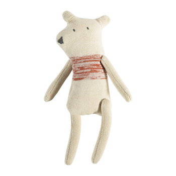 Knitted Soft Toy - Beary