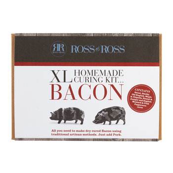 The XL Homemade Curing Kit - Bacon