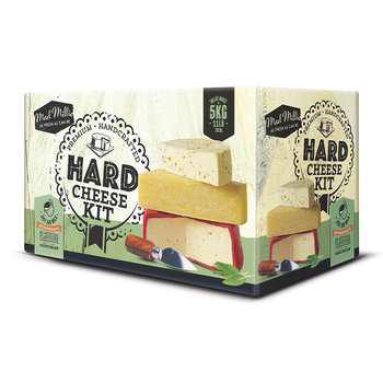 Make Your Own Cheese Kit - Hard Cheese
