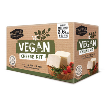 Make Your Own Vegan Cheese Kit