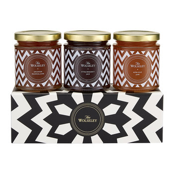 Handmade Jam and Marmalade Gift Set
