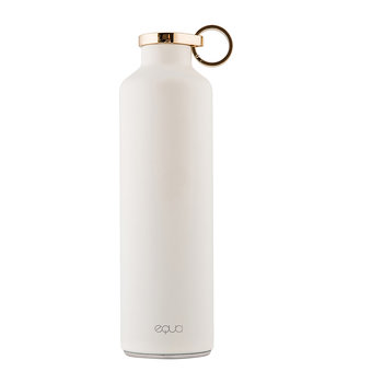 Smart Hydration Water Bottle - Snow White