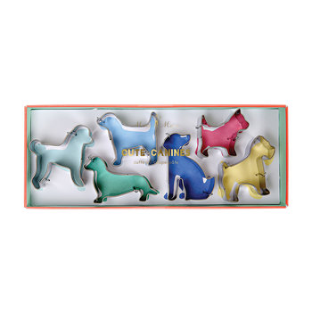 Children's Cookie Cutters Set - Canine