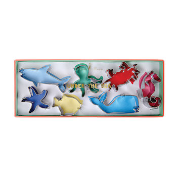 Cookie Cutters Set - Under the Sea