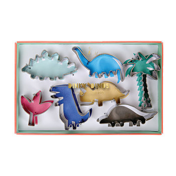 Cookie Cutters Set - Dinosaur