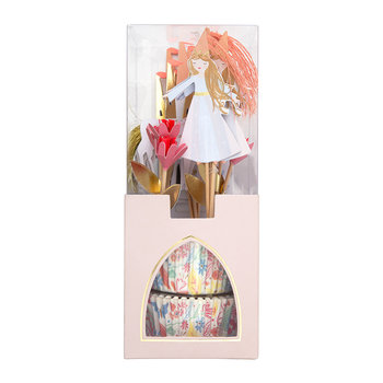 Children's Cupcake Kit - Magical Princess
