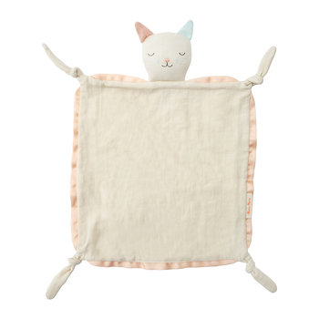 Animal Baby Blanket - Cat