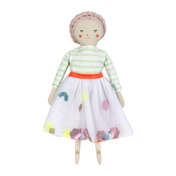 Cotton Dress Up Doll - Matilda