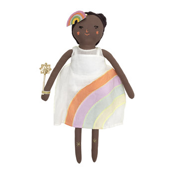 Cotton Dress Up Doll - Mia