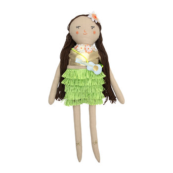 Cotton Dress Up Doll - Tallulah