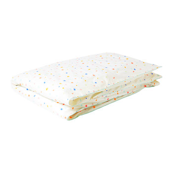 Children's Printed Duvet Cover - Single - Terrazzo