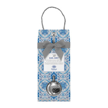 Loose Tea Pouch & Infuser