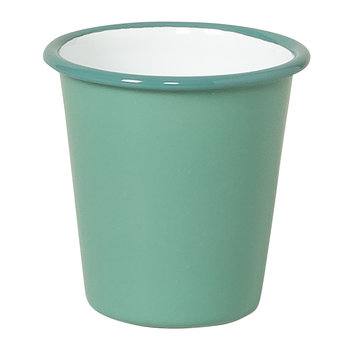 Limited Edition Enamel Tumbler - Spring Green