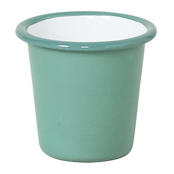 Limited Edition Mini Enamel Tumbler - Spring Green
