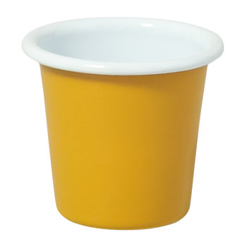 Limited Edition Mini Enamel Tumbler - Mustard Yellow